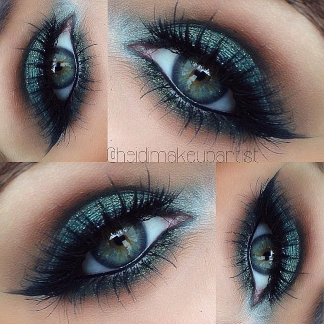 Pretty Makeup Ideas for Blue Eyes picture 2