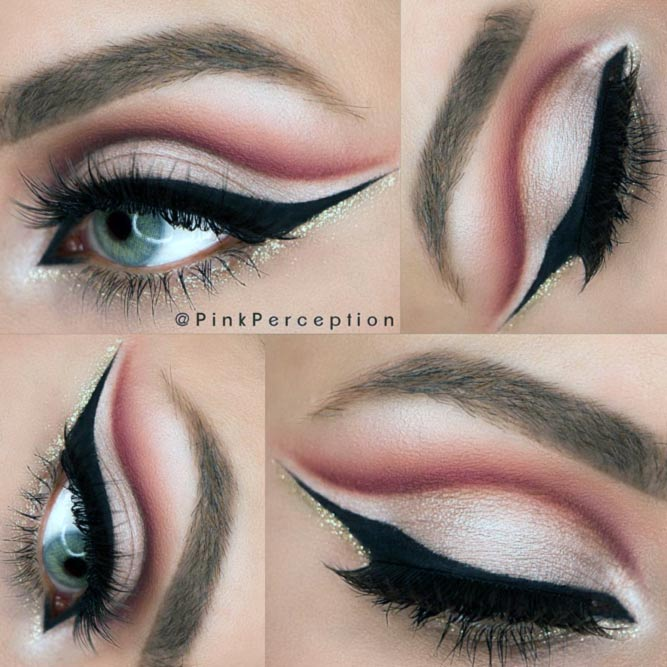 Pretty Makeup Ideas for Blue Eyes picture 6