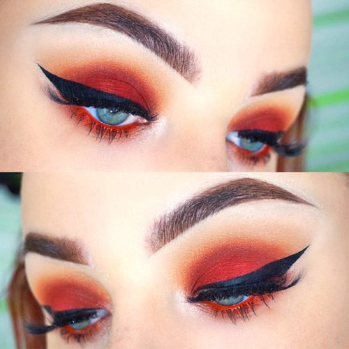 Makeup for Blue Eyes for Any Occasion picture 5