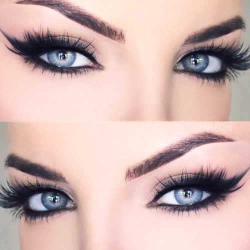 Makeup for Blue Eyes for Any Occasion picture 6