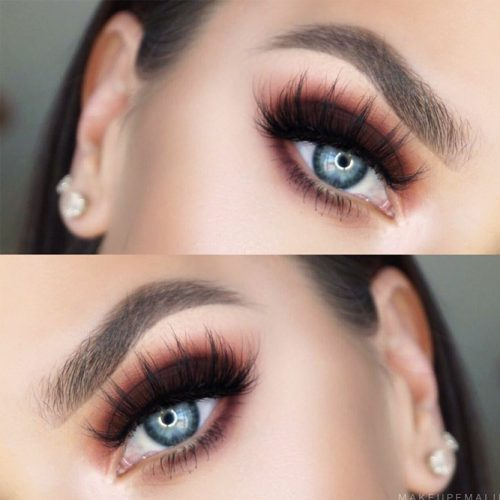 Amazing Makeup Ideas for Blue Eyes picture 1