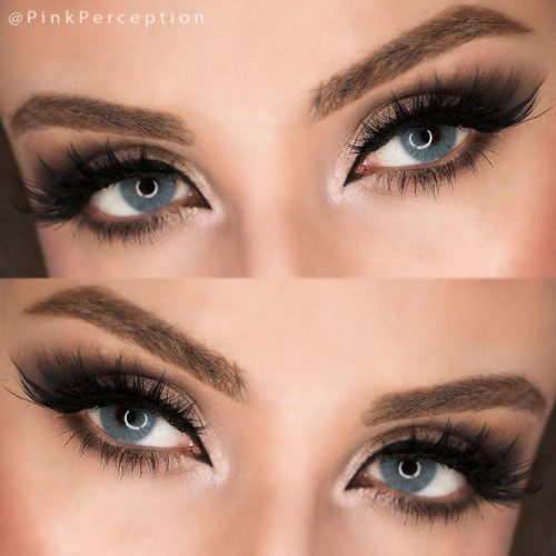Party Makeup for Blue Eyes picture 5