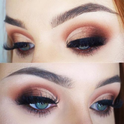 Pretty Makeup Ideas for Blue Eyes picture 5