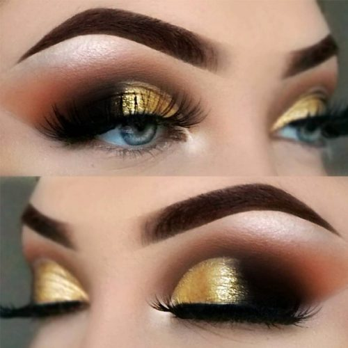 Makeup for Blue Eyes for Any Occasion picture 1