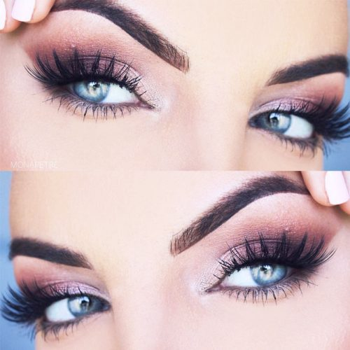 Makeup for Blue Eyes for Any Occasion picture 4
