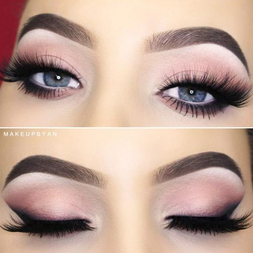 Pretty Makeup Ideas for Blue Eyes picture 4