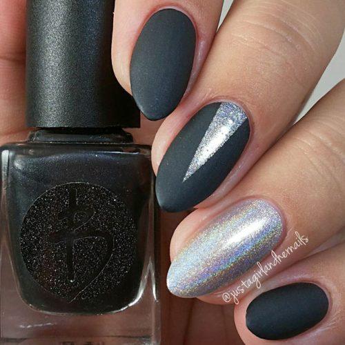 Black & Color Nail Designs picture4