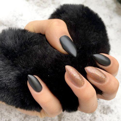 Black & Color Nail Designs picture1