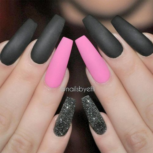 Black & Color Nail Designs picture3