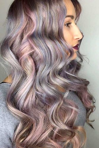 Pastel Wavy Hair picture1