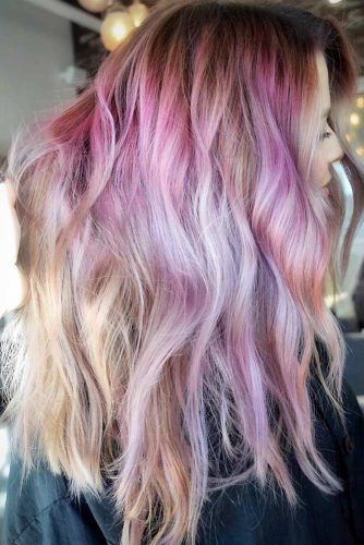 Pastel Wavy Hair picture2