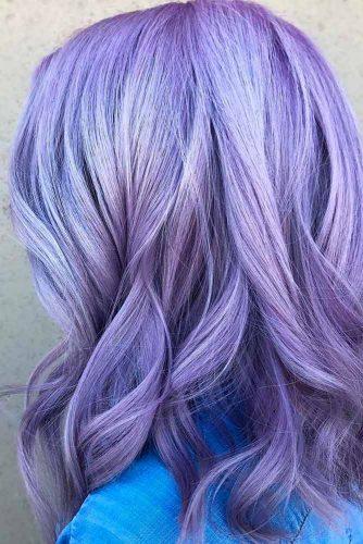 Shoulder Length Pastel Hair picture3