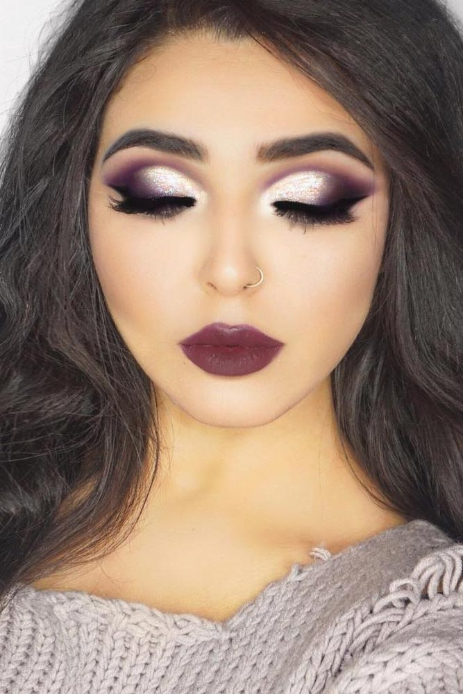 Perfect Prom Makeup with Eyeliner picture 2