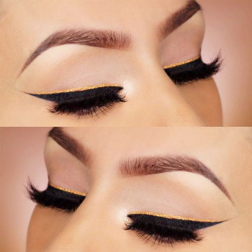Cute Prom Eyes Makeup Ideas picture 2