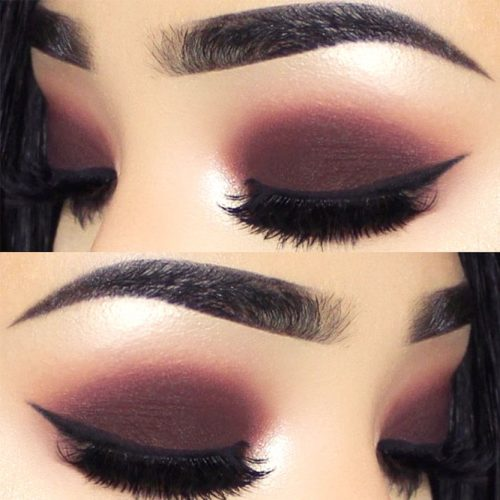 Cute Prom Eyes Makeup Ideas picture 3