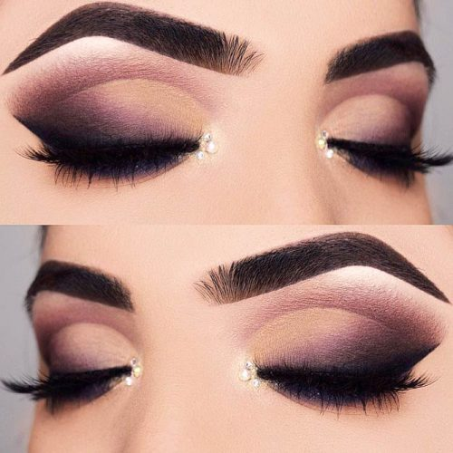 Cute Prom Eyes Makeup Ideas picture 1