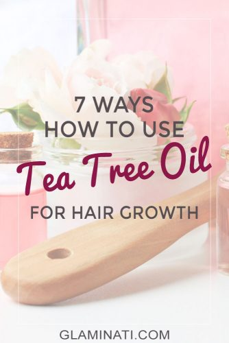 Tea Tree Oil For Hair Growth Benefits