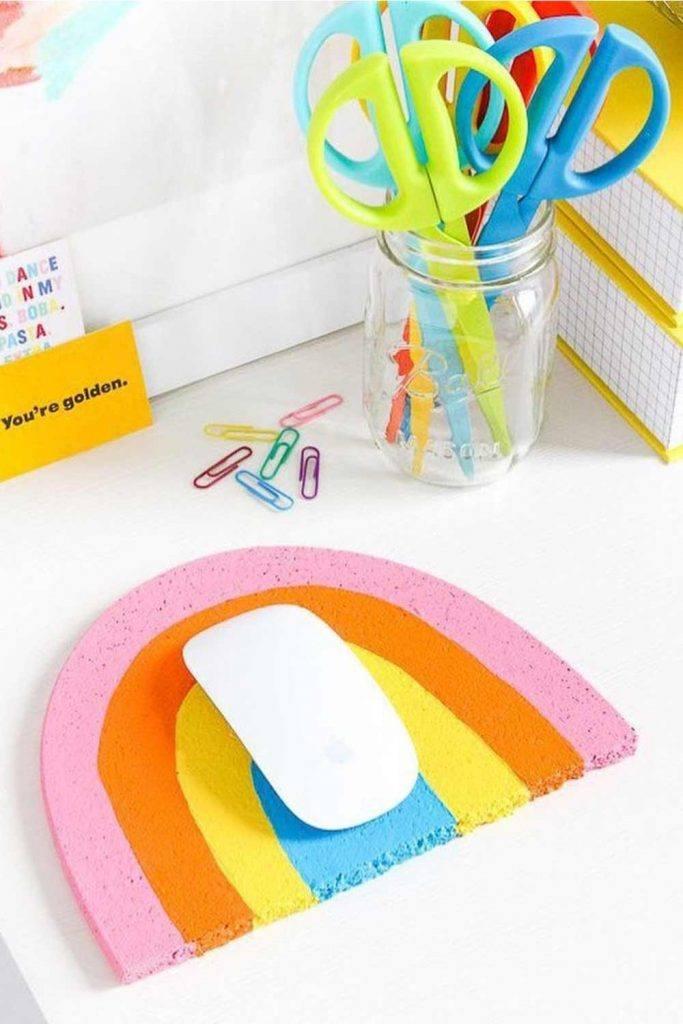 Mouse Pad #rainbowmousepad