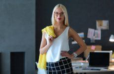 85 Fashionable Work Outfits To Achieve A Career Girl Image