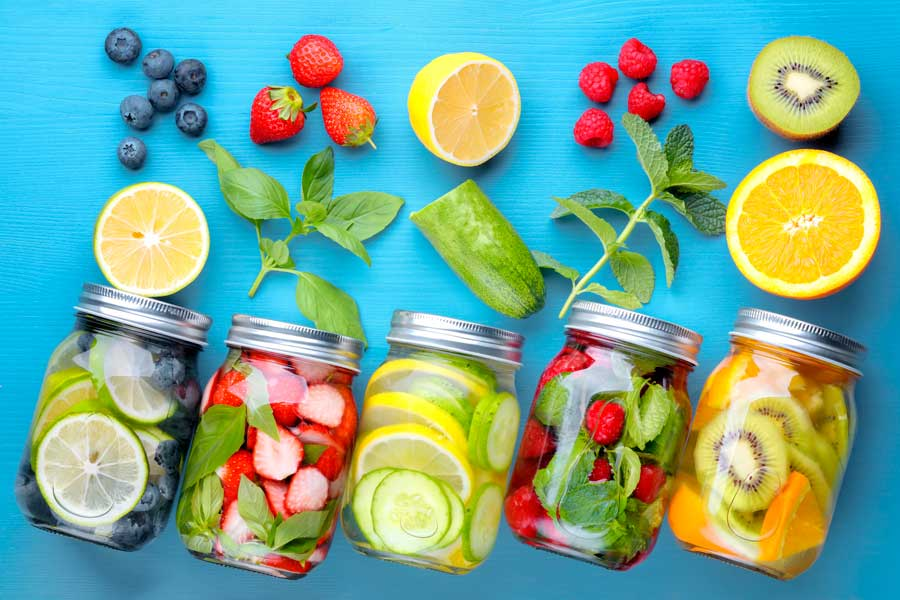 How To Lose 10 Pounds Safely In One Week With Detox Drinks