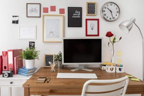 How To Update Your Home Office Desk – Stylish & Comfy Solutions for Great Workplace