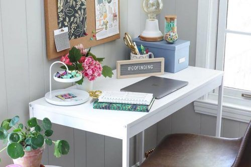 Useful Tips to Organize Your Home Office Desk Space