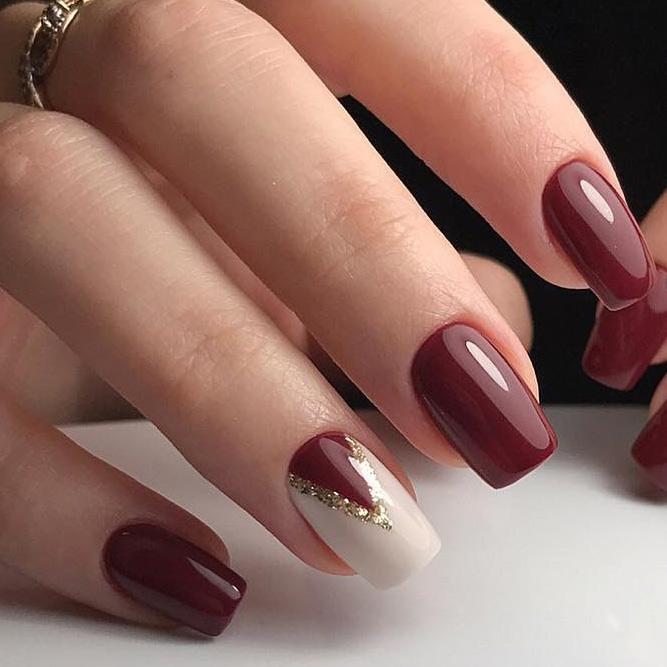 Pretty Glitter Nails picture 6