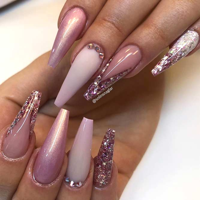 Perfect Prom Nail Ideas picture 4