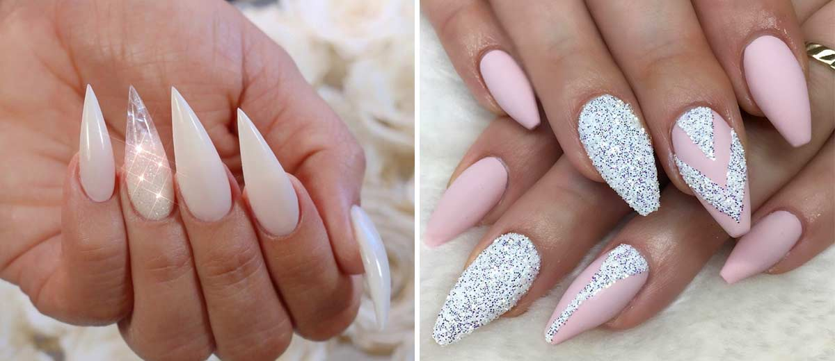 36 Amazing Prom Nails Designs - Queen's TOP 2018