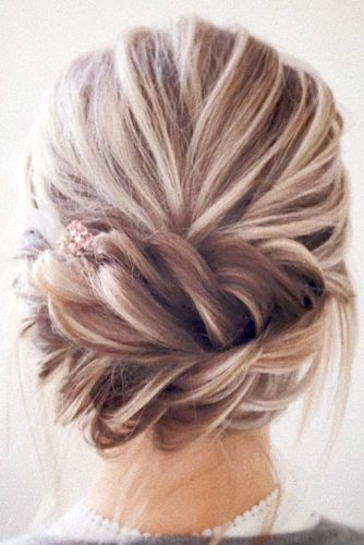 A Little Bit Messy Prom Hair Updos picture4