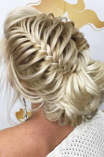Fabulous Braided Updo Hairstyles picture6