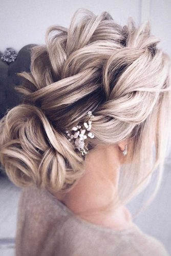 A Little Bit Messy Prom Hair Updos picture1