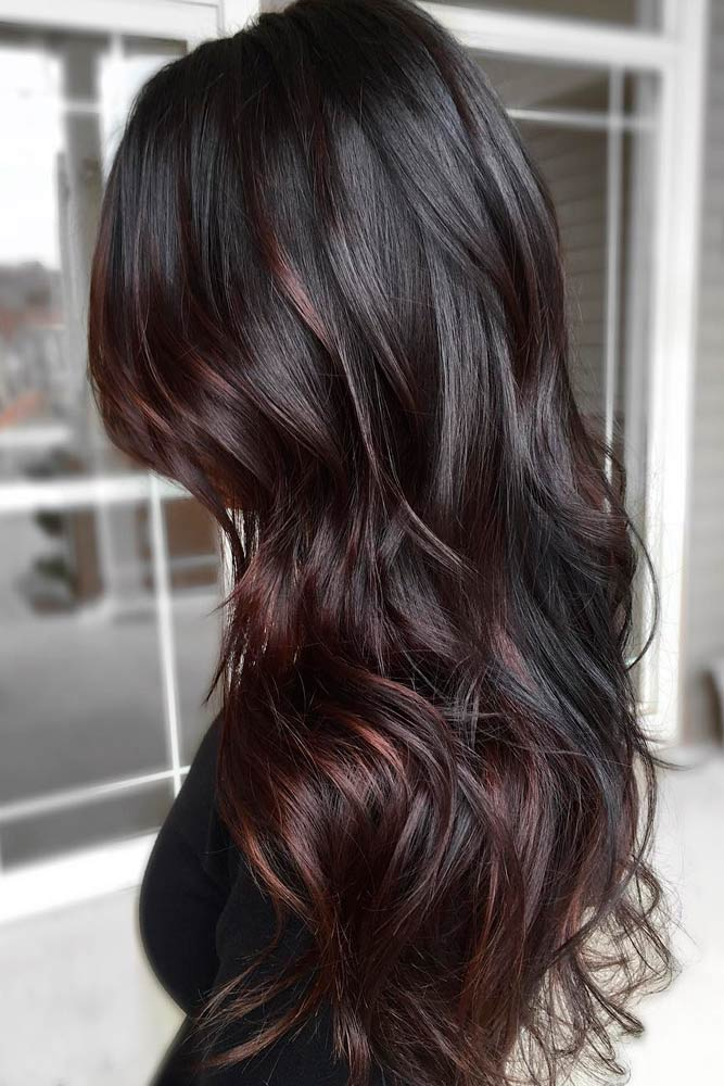 Adorable Dark Chocolate Ombre Tones picture2