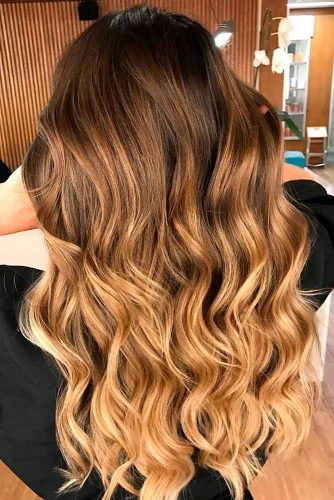Awesome Honey Ombre Tones picture 1