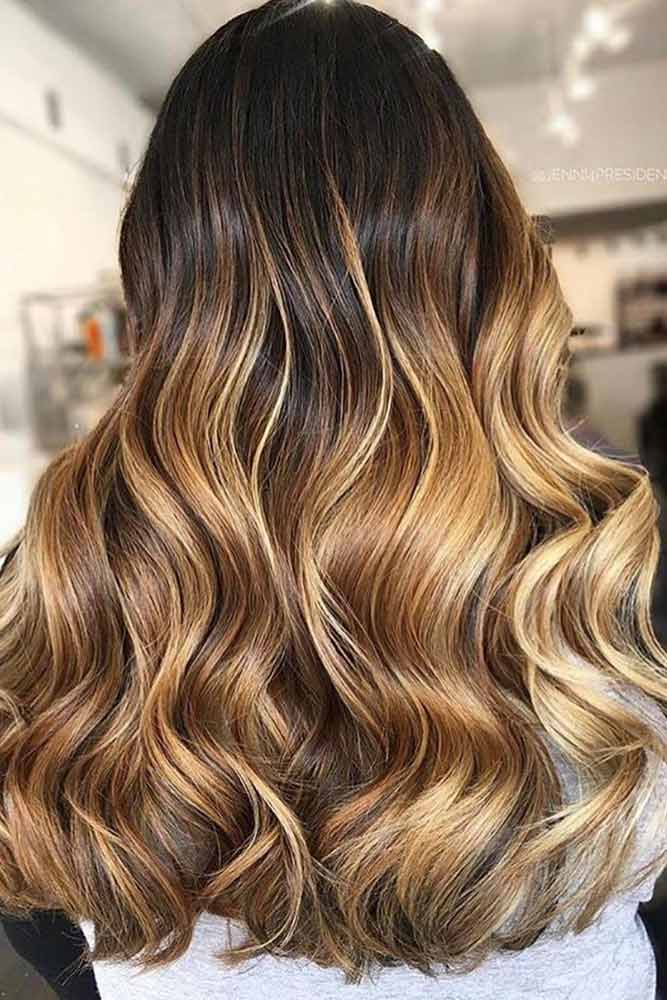 Awesome Honey Ombre Tones picture 3