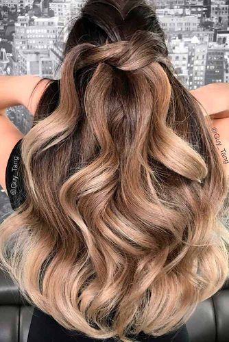 Popular Ideas of Brown Ombre Hair picture 4