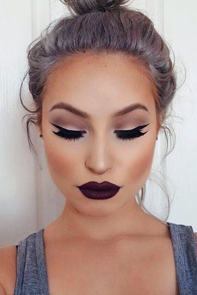 Sexy Cat Eye Makeup Looks picture 2