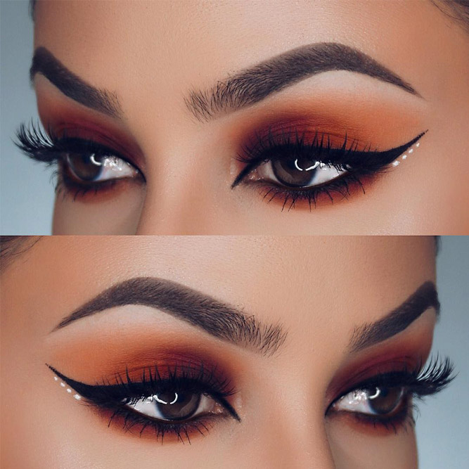 Amazing Cat Eye Makeup Ideas picture 6