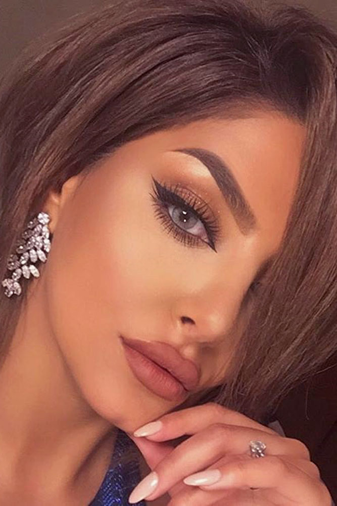 Sexy Cat Eye Makeup Looks picture 4