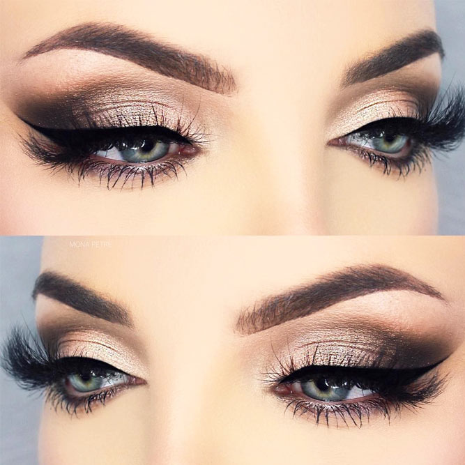 Awesome Makeup Ideas With Cat Eyeline picture 4