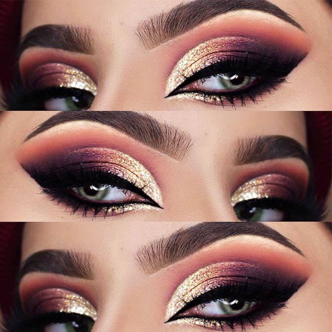 Cat Eye Makeup For Small Eyes