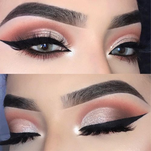 Awesome Makeup Ideas With Cat Eyeline picture 6