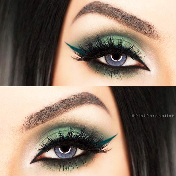 Popular Cat Eye Makeup Ideas picture 1