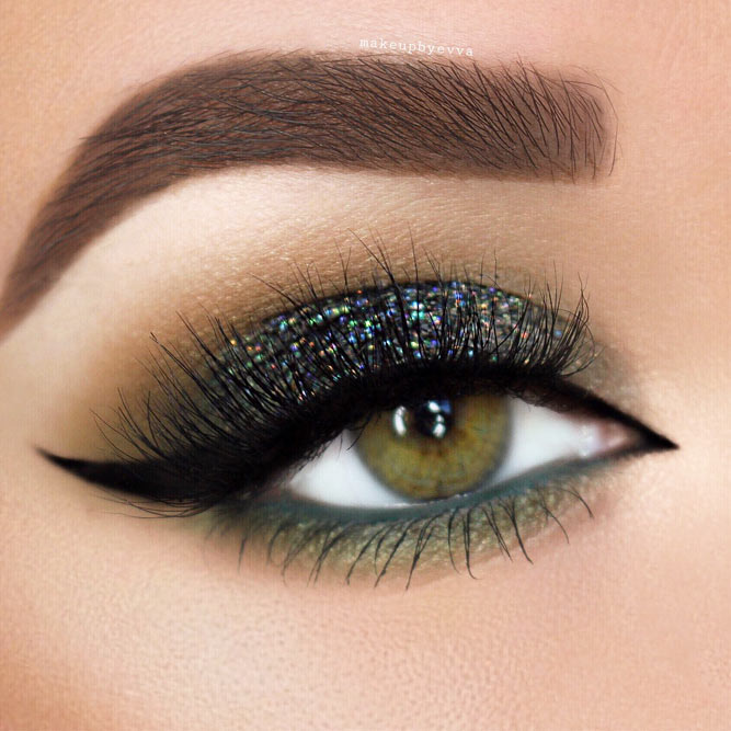 Popular Cat Eye Makeup Ideas picture 2