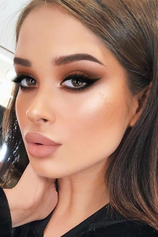 Beautiful Cat Eye Makeup Looks picture 1