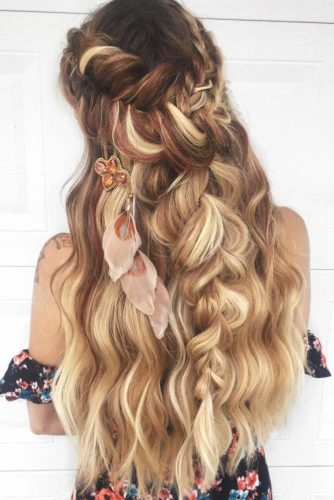 Beautiful Braided Prom Hairstyles picture 2