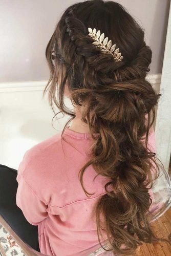 Beautiful Braided Prom Hairstyles picture 1