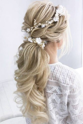 Pretty Ponytail Hairstyles To Be Amazing picture 1