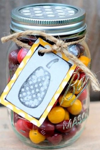 Cute Jar Gifts Filled with Sweets picture 4