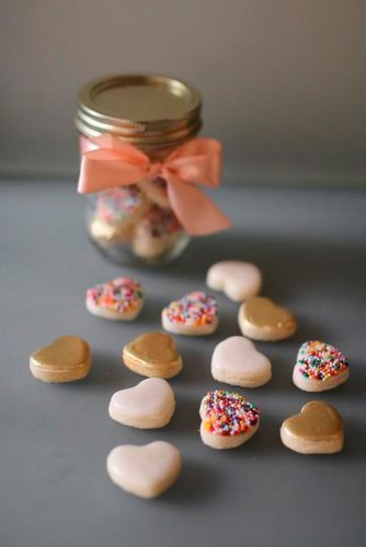 Cute Jar Gifts Filled with Sweets picture
